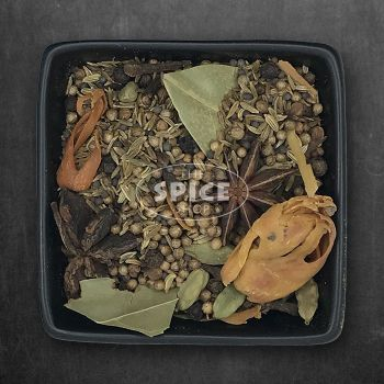Garam Masala, ganze Samen zum mahlen