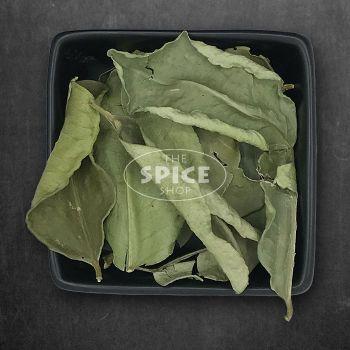 Kaffir Limetten Blätter