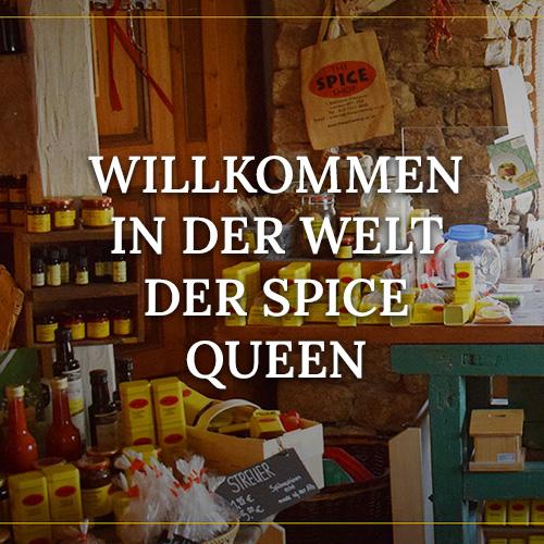 Willkommen Image Spice Shop