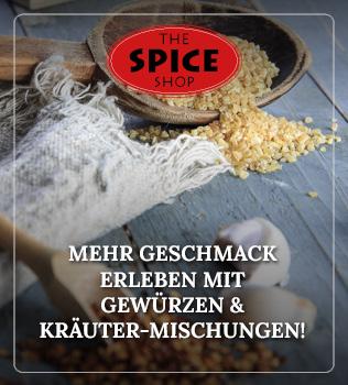 Gewürze vom SpiceShop